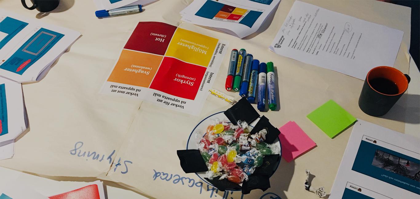 Tjänster - Grupp och ledarprogram